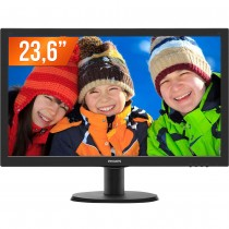 Monitor Led 23,5 Philips 243V5HAB