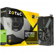 Placa de Vídeo NVidia Zotac GTX1060 6 GB DDR5